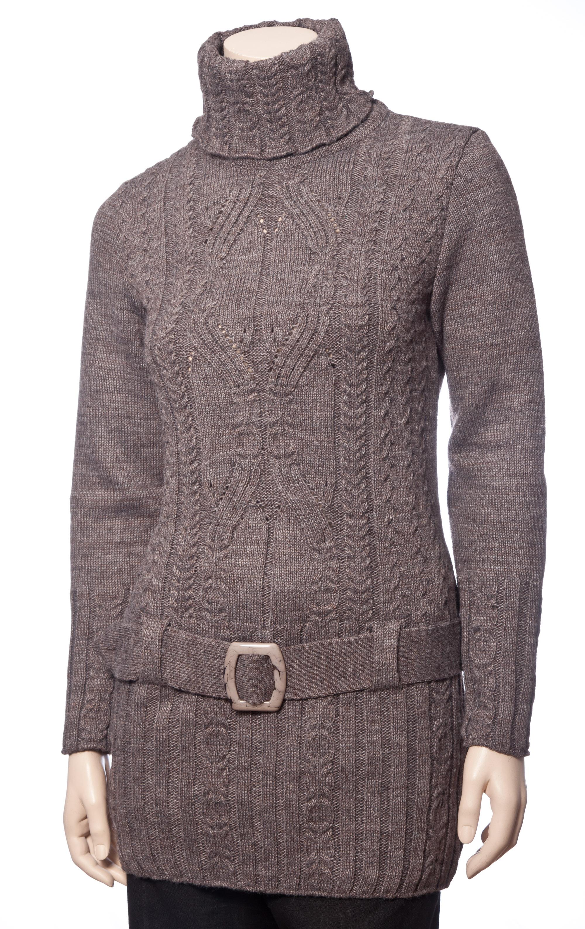 Вязаные стильные женские свитера доставка